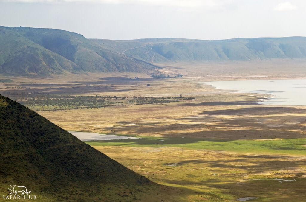 Amboseli to Arusha to Ngorongoro Crater