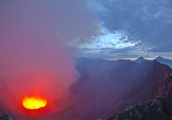 Gorillas & Climbing the Karisimbi Volcano