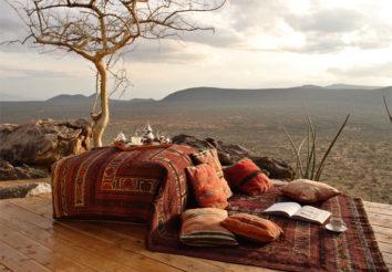 Kenya Saruni Safari & Beach Adventure