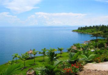 Gorillas & Lake Kivu