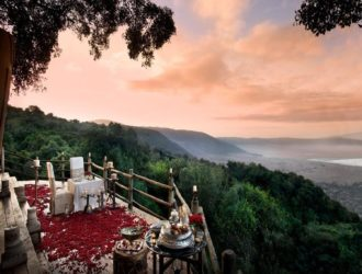 Beyond Ngorongoro Crater Lodge