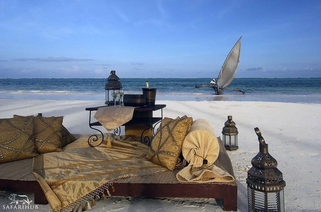 Zanzibar/UK
