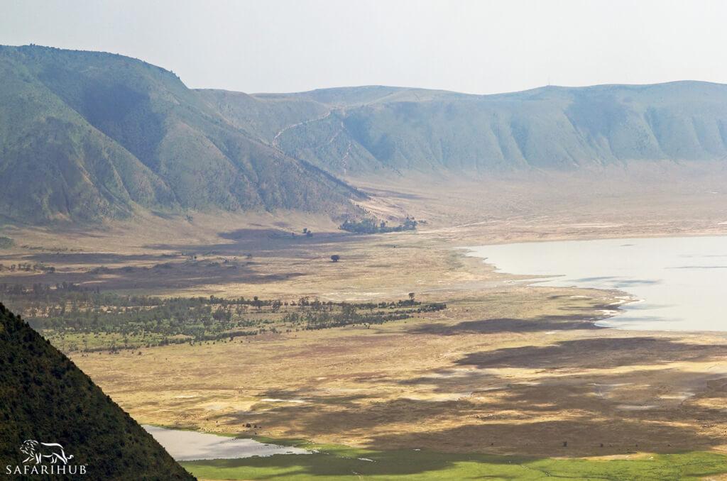 Tarangire to Ngorongoro
