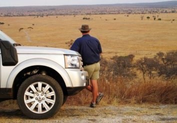 Serengeti Expedition – Land Rover Safari