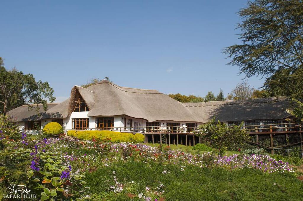 Ngorongoro to Arusha