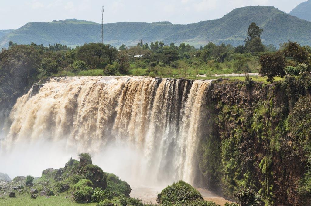 Fly to Bahir Dar - Lake Tana and Blue Nile Falls