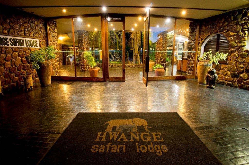 Transfer to Hwange Safari Lodge
