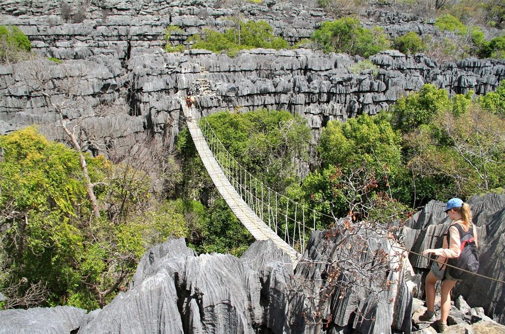 Ankarana National Park: Ankarana Est