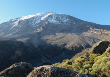 Climb Kilimanjaro: Marangu route