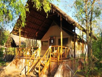 Selous Riverside Camp