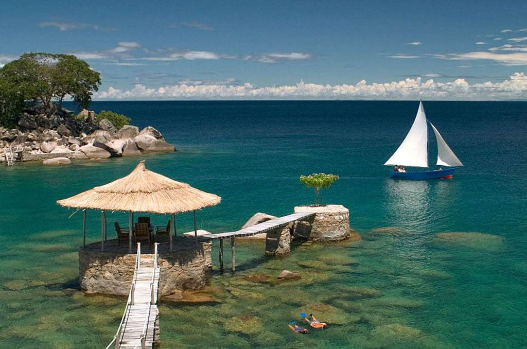 Travel to Nkwichi Lodge in Likoma Island in Mozambique