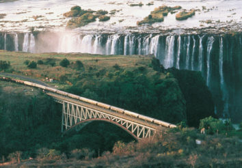 Victoria Falls Journey on the Rovos Rail