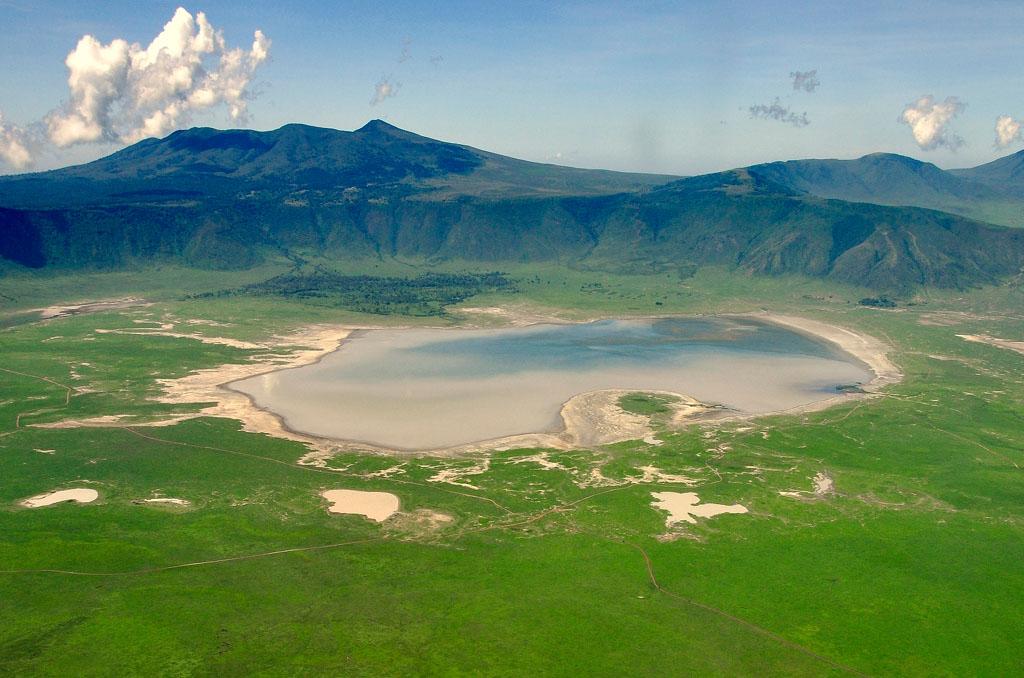 Serengeti National Park to Ngorongoro Crater