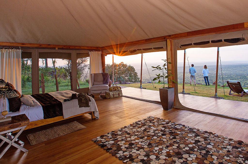 Laikipia to Masai Mara