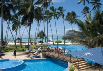 Ocean paradise – 7 nights all inclusive