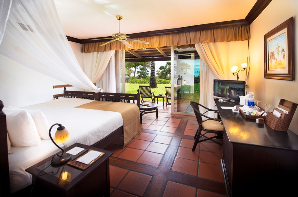 Villa club rooms