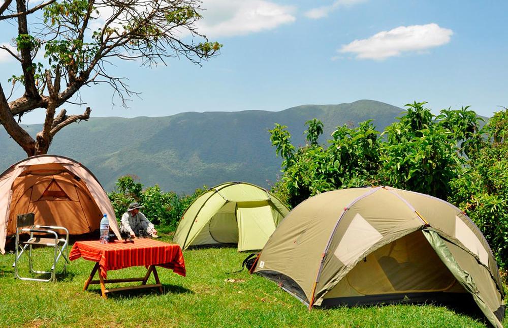 Ngorongoro Crater – Serengeti National Park