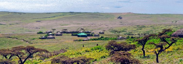 Ngorongoro Crater area - Safarihub