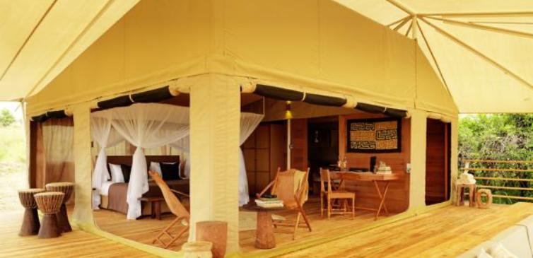 Tented campsite - Safarihub