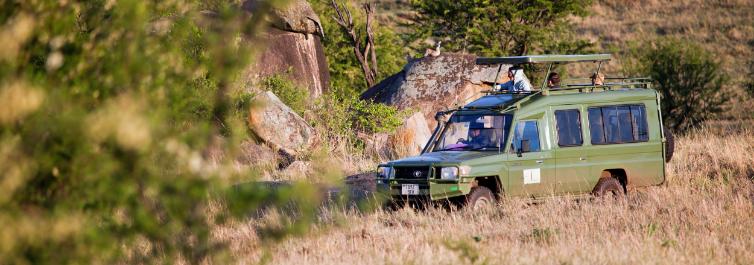 Rent A Car - Self Drive Safari - Safarihub