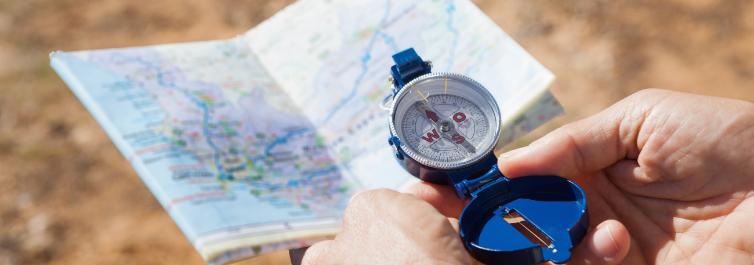 Navigational skills - Self Drive Safari - Safarihub
