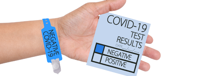 negative COVID19 certificate - Safarihub