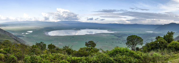 NGORONGORO CRATER - Place to visit in Africa in 2021